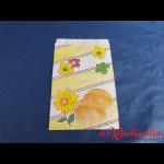 Bäckerfaltenbeutel BLÜTE Nr.1 14+6x21 cm
