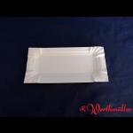 Pappteller Nr. 28  7x14 cm
