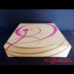 Tortenkartons 32x32x8 cm NEUTRALDRUCK