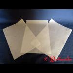 Pergawachs-Papier 1/4 Bogen
