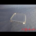 Deckel für Viereckdosen glasklar