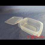 PP-Klappbox 250g-Nr.820 mit anhängendem Deckel