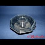 Fantasiebox mit Dressingglas 19x19x6 cm