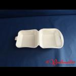 Styroporverpackung #453  Hamburger 13x13x5 cm