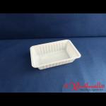 Plastik Imbißschale A9 146x97x37 mm