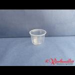 PS-Dressingbecher klar 70     100 ml