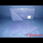 Zelltuch-Servietten dunkelblau 40x40cm 3-lagig 1/4F