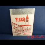 Pizzataschen mit Pergamyn 30x30 cm