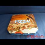 Pizzakarton 32x32x3 cm TREVISO 4-farbig
