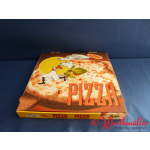 Pizzakarton 26x26x4 cm FRANCIA