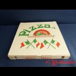 Pizzakarton 30x30x3 cm CUBO