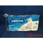 Toilettenpapier 3-lagig weich PALOMA