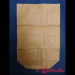 Papiersäcke braun Kraft 2fach 55 x 85 cm