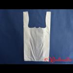 ND-Hemdchen weiß geblockt H 45  25+12x47 cm