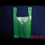 ND-Hemdchen grün geblockt  H 55 30x18x55 cm