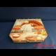 Pizzakarton 28x28x3 cm TREVISO 4-farbig