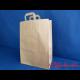 Papier-Tragetaschen braun 32x17x41 cm