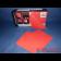 Zelltuch-Servietten bordeaux 40x40 cm 3-lagig 1/4F