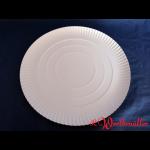Runde tiefe Teller Nr. 14 34 cm