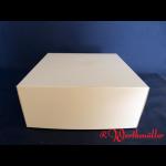 Tortenkartons 23x23x10 cm WEISS