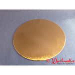 Goldscheiben 28 cm