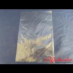 Polybeutel 160x240x0,025 mm transparent geblockt