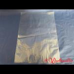 Polybeutel 300x400x0,025 mm transparent geblockt