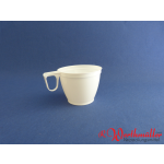 Kaffeetassen weiß