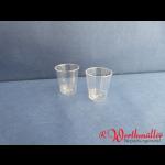 Schnapsglas glasklar 2 cl