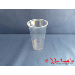 Trinkbecher glasklar 0,5 l