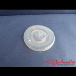 Kreuzschlitzdeckel für Pappbecher 0,2l
