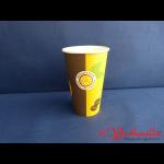 """Pappbecher """"Coffee to go"""" 0,4 l  90 mm Durchmesser"""