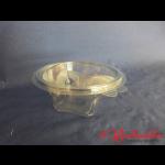 Salatschale glasklar mit Deckel GFT 500