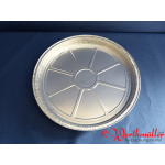 Alu Pizza Teller rund 272x23 mm #532