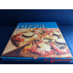 Pizzakarton 50x50x5 cm AMERICA