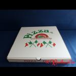 Pizzakarton 45x45x5 cm AMERICA