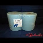 Putzrollen 2-lg blau 36x36cm 1000 Blatt